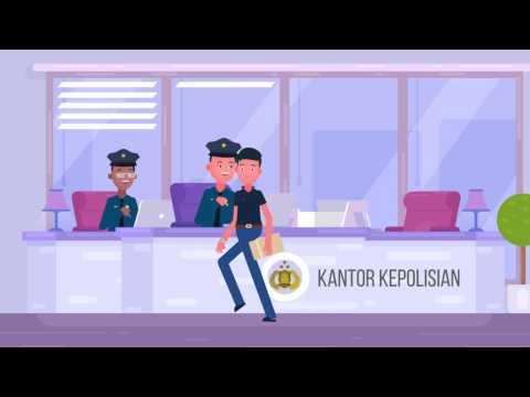 Infografis Penerimaan Polisi di Polda Bali