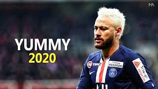 Neymar Jr  Yummy - Justin Bieber  Skills & Goals 2020 | HD