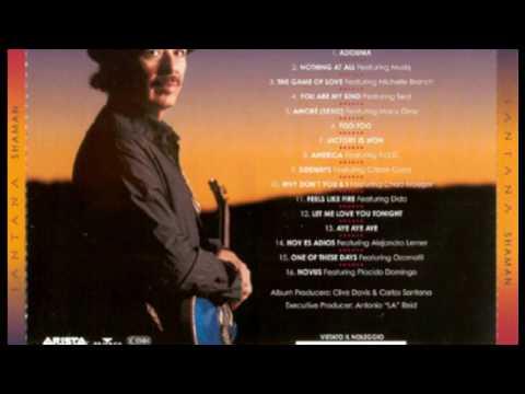 Carlos Santana shaman hd full album