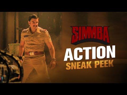 Simmba   Action Sneak Peek   Ranveer Singh, Sonu Sood   Rohit Shetty   December 28
