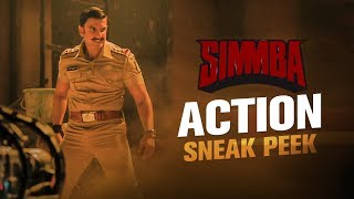 Simmba | Action Sneak Peek | Ranveer Singh, Sonu Sood | Rohit Shetty | December 28