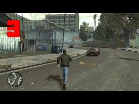 Jahova Plays Grand Theft Auto 4 - Episode 3