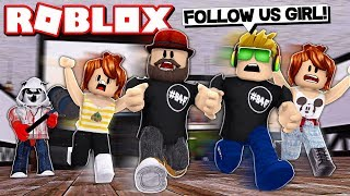 HELPING NOOBS TO WIN THE GAME in ROBLOX FLEE THE FACILITY / RUN, HIDE, ESCAPE!