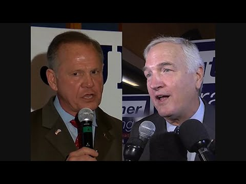 Moore and Strange In Alabama GOP Senate Runoff