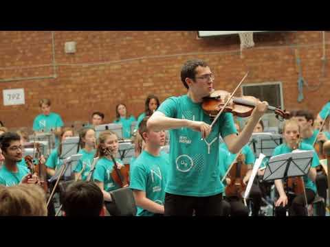 NYO Inspire Orchestra: Danzón No.  2 by Márquez