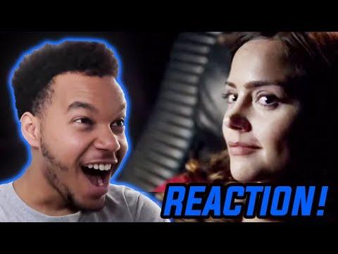 "Doctor Who Season 7 Episode 1 ""Asylum Of The Daleks"" REACTION!"