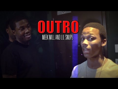 Meek Mill & Lil Snupe - Outro Official Video #DC4