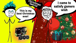 When a gamer gets rtx 2080ti on Christmas