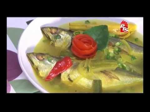 Ikan Masak Pindang