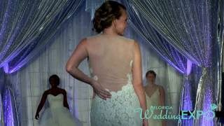 FLORIDA WEDDING EXPO - FASHION SHOW - THE BRIDE TAMPA