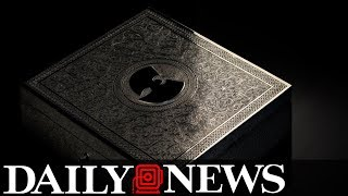 Martin Shkreli's $2 Million Wu Tang album may not be legit