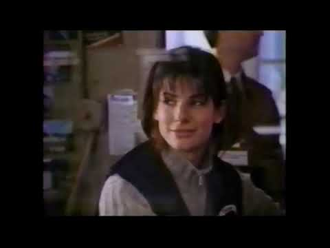 While You Were Sleeping 1995 Movie Trailer - TV Spot