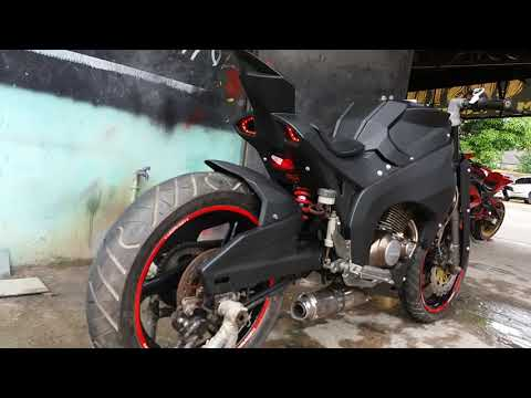 Modifikasi Suzuki Thunder 125 by Day's Custom