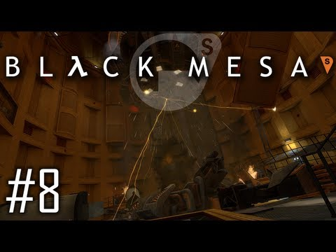Black Mesa Walkthrough - Akıntıya Karşı Yürüyen Freeman - Bölüm 8