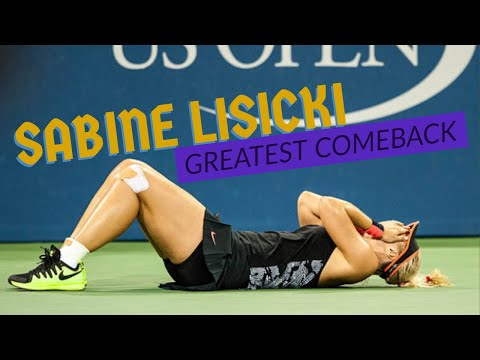 Greatest Comeback of Sabine Lisicki