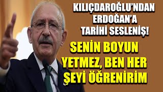 CHP Grup Toplantısı 19 Kasım / Kılıçdaroğlu'ndan Erdoğan'a tarihi sesleniş!