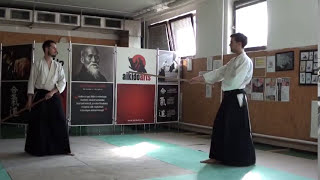 jo no awase 6 [TUTORIAL] Aikido advanced weapon technique