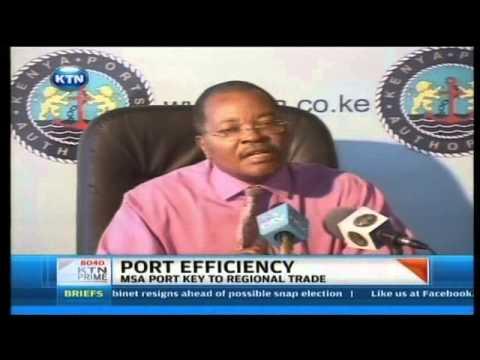 Port efficiency increase