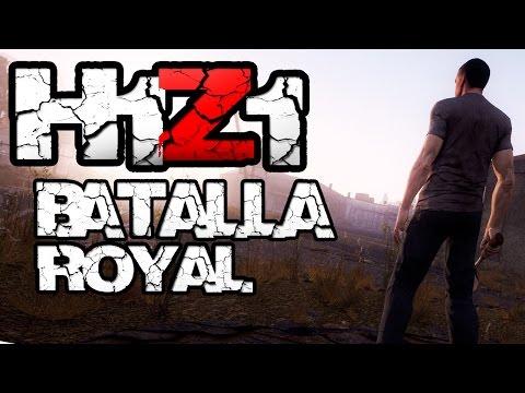 H1Z1 Batalla Royal en español ...