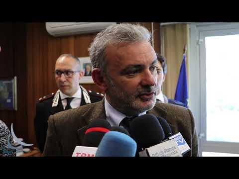 Arresti ENI: intervista a Francesco CURCIO, Procur...