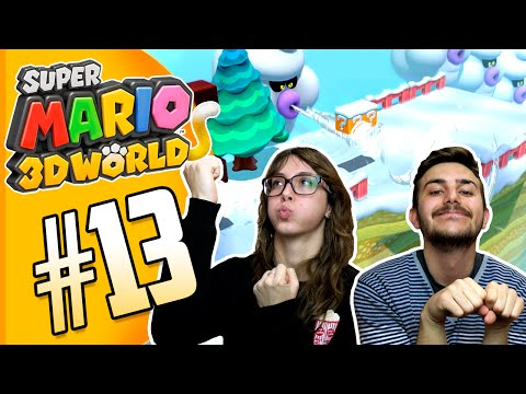 1000 MANERAS DE MORIR   Super Mario 3D World #13