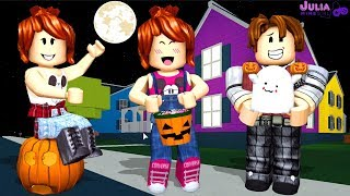 ROBLOX-Trick or Treat in Hallowsville