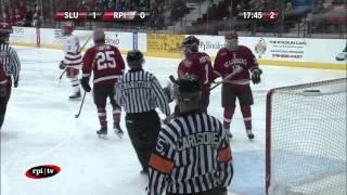 RPI Men's Hockey vs. St. Lawrence thumbnail