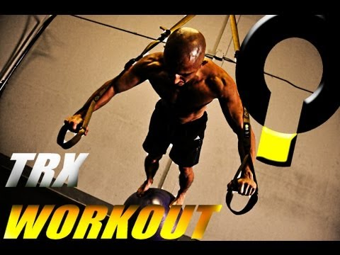 Functional TRX Workout Routine