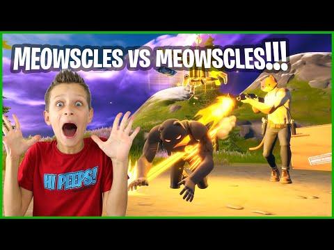 MEOWSCLES VS MEOWSCLES