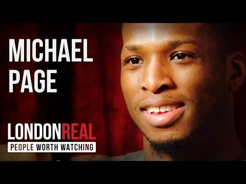 "Michael ""VENOM"" Page - Hands Down - PART 1/2 