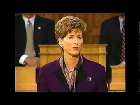* Christine Whitman 2001 NJ Budget Message (Center on the American Governor)