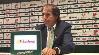 embeded bvideo Rueda de Prensa: Guillermo Almada - Santos 3-0 Chivas J1 AP2019