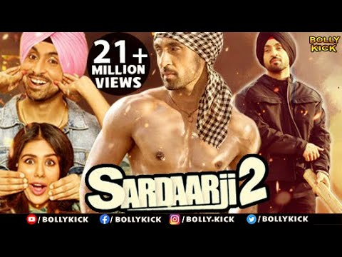 Sardaar Ji 2 | Hindi Movies 2018 Full Movie | Diljit Dosanjh Movies | Sonam Bajwa | Monica Gill