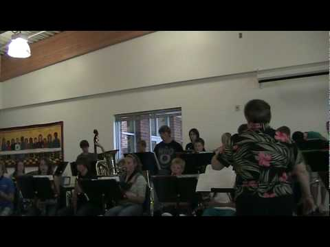 "Bozeman Chief Joseph Middle School Jazz Band ""Cruella"""