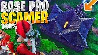 THE BASE *MORE PRO* for SCAMEAR, 99.99% DO NOT KNOW #31 - Fortnite Save the World
