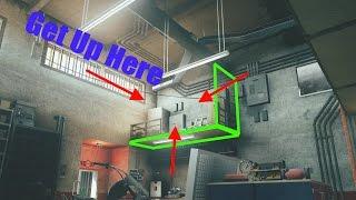 Rainbow Six Siege | Club House Glitches/Spots