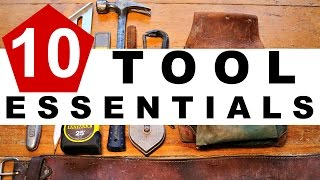 Top 10 Tools Every Man Should Have