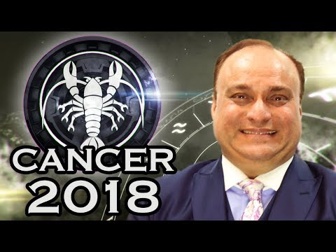 Cancer Horoscope - Cancer Yearly Horoscope for 2018 In Hindi