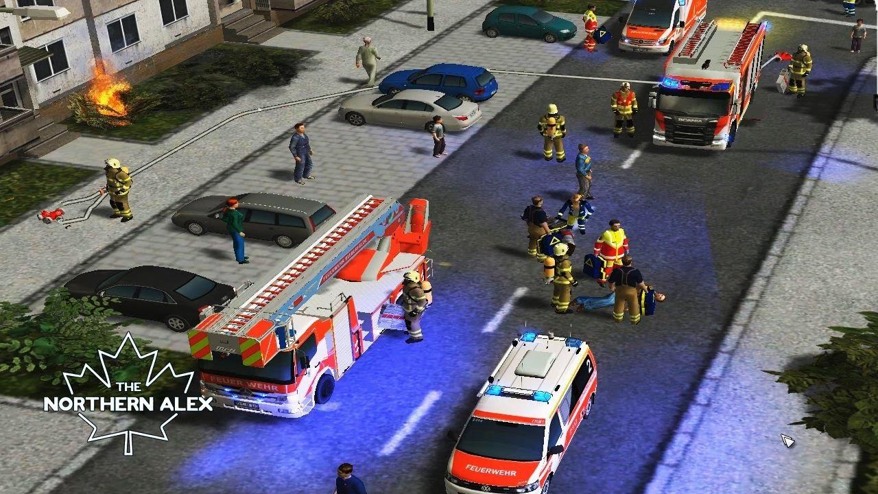 Emergency 4 #457  Bieberfelde 2019 Submod   PC Gameplay
