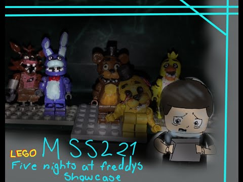 Full download five nights at freddy s lego custom marionette