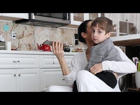 Զրույց Սկեսուրիս Հետ - Կարոտ - Heghineh Armenian Family Vlog 294 - Հեղինե - Mayrik By Heghineh