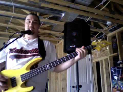 Rappers Delight, Sugar Hill Gang & Bust A Move, Young MC- solo live cover bass & rap