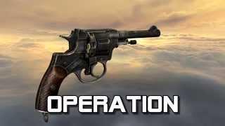 Nagant M1895 revolver (full disassemlyand operation)