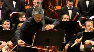 Gavin Bryars, double bass concerto - Božo Paradžik, soloist
