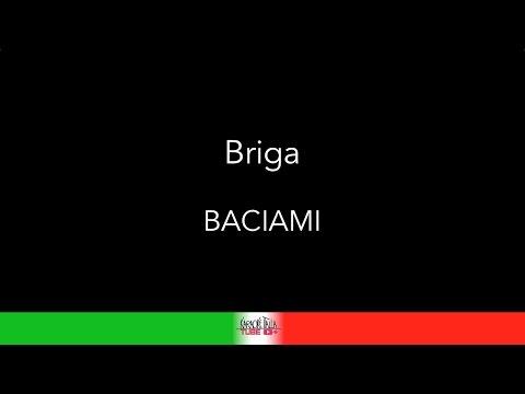 KARAOKE COVER - BRIGA - BACIAMI - (CORI)