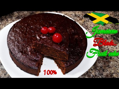 how-to-make:-the-best-jamaican-black/fruit-cake-(christmas-wedding-cake)