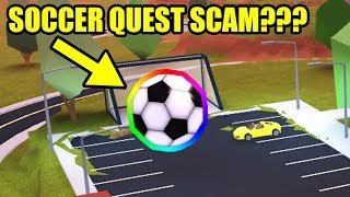 SEASON 2 SOCCER RIMS are a SCAM??? | Roblox Jailbreak New Update