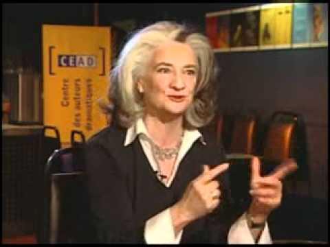 Paroles d'auteurs  Entrevue avec Marie Laberge