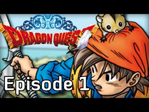 Dragon Quest 8 : L'aventure commence | Episode 1 - Let's Play Live