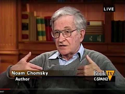 Noam Chomsky interview on his Life and Career (2003)
